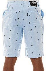 The Pais Shorts in Blue