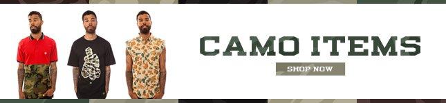 New Camo Items..
