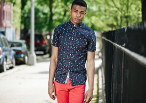 Shop Must-Have Patterned Button-Downs
