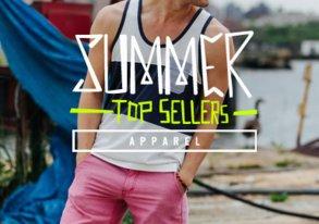 Shop Summer's Top Sellers: Apparel