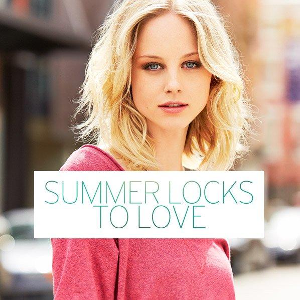 SUMMER LOCKS TO LOVE