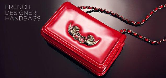 French Designer Handbags: Chanel, Celine, Chloe & More
