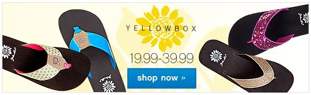 Yellowbox 19.99 – 39.99. Shop now.