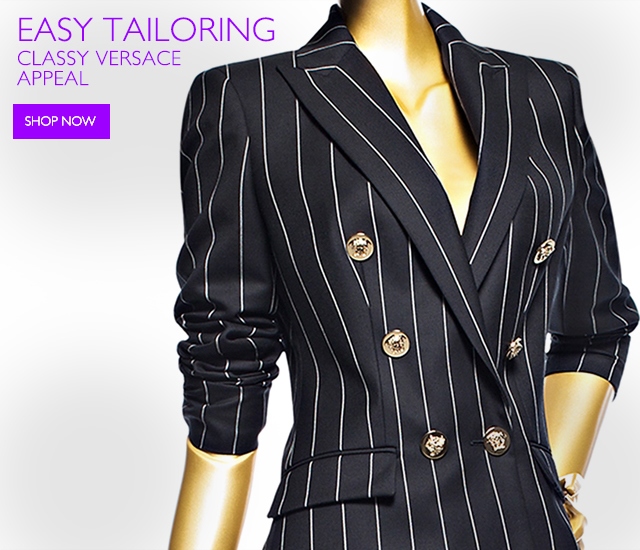 Versace - Easy Tailoring