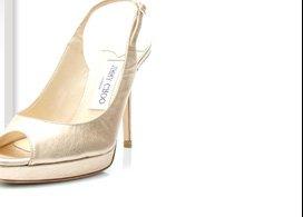 Jimmy Choo Nova Heel - Made In Italy