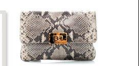Michael Kors Sloan Genuine Leather Clutch