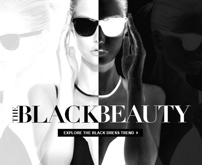 SHOP BLACK DRESS TREND