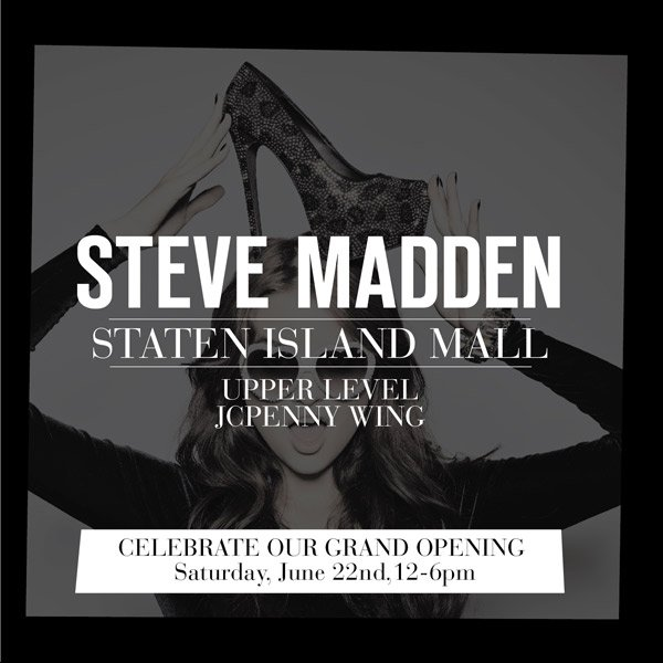 Come celebrate our Grand Opening in Staten Island Mall