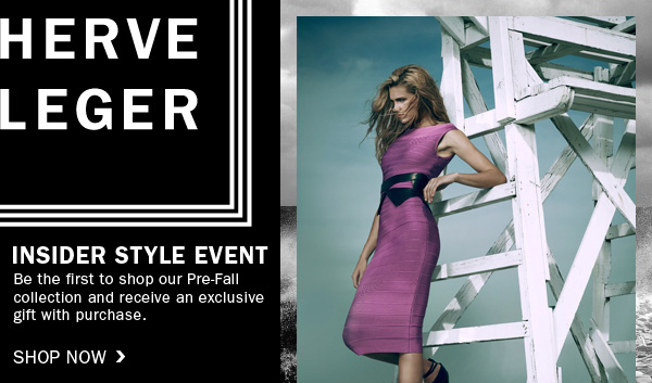 Insider Style Event