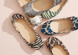 Up to 70% Off: City-Savvy Foldable Flats