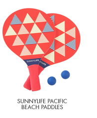SUNNYLIFE PACIFIC BEACH PADDLES