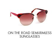ON THE ROAD SEMI-RIMLESS