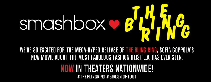 Smashbox Hearts The Bling Ring