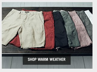shop warm weather