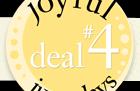 joyful june deal #4 joyful