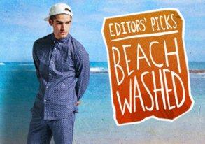 Shop Editors' Picks: Beach-Washed Looks