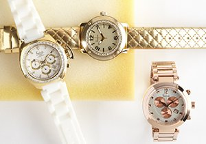 The Look of Luxury: Freelook Watches