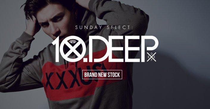 New 10 Deep. Shop Now.