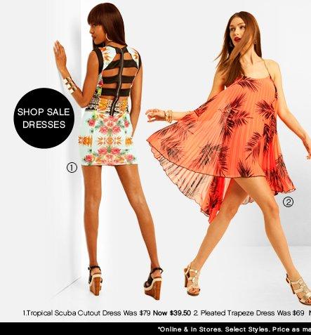 Shop 50% OFF Sale Dresses!