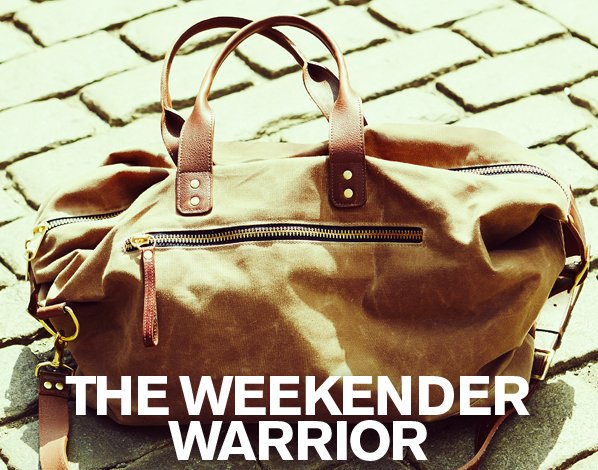 THE WEEKENDER WARRIOR