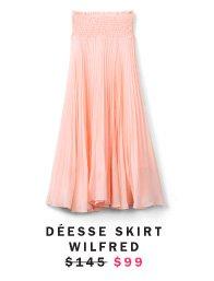 Deesse Skirt