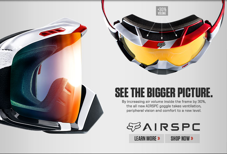 Introducing the AIRSPC Goggle