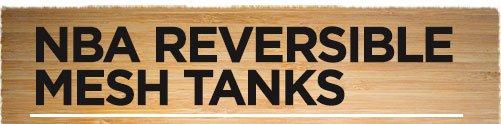 NBA Reversible Mesh Tanks