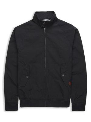 Memory Nylon Harrington Jacket