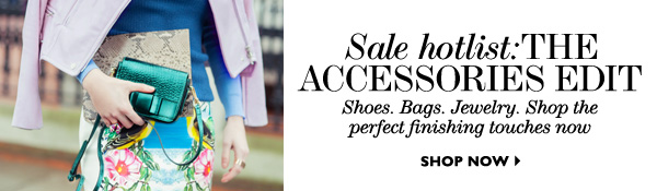 Sale Accessories Edit