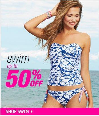 swim up to 50% OFF
