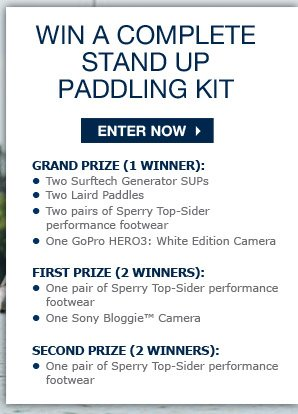 WIN A COMPLETE STAND UP PADDLING KIT | ENTER NOW >