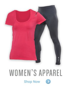 WOMEN'S APPAREL Shop Now »