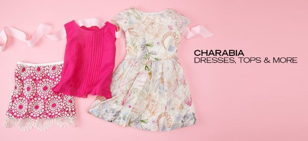 CHARABIA: DRESSES, TOPS & MORE, Event Ends June 27, 9:00 AM PT >