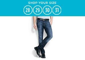 28-31: Denim, Pants & Shorts