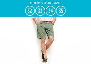 32-35: Denim, Pants & Shorts