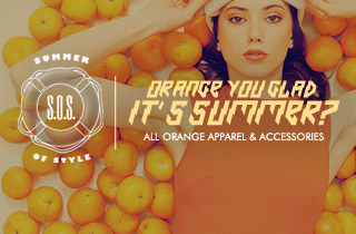 All Orange Apparel & Accessories