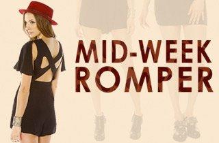 Mid-Week Romper