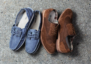 Shop Hey Dude: New Suede & Canvas Styles