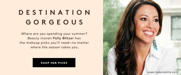 Beauty expert Polly Blitzer picks her makeup must-haves for wherever summer takes you.