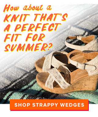 How about a knit that's a perfect fit for summer?