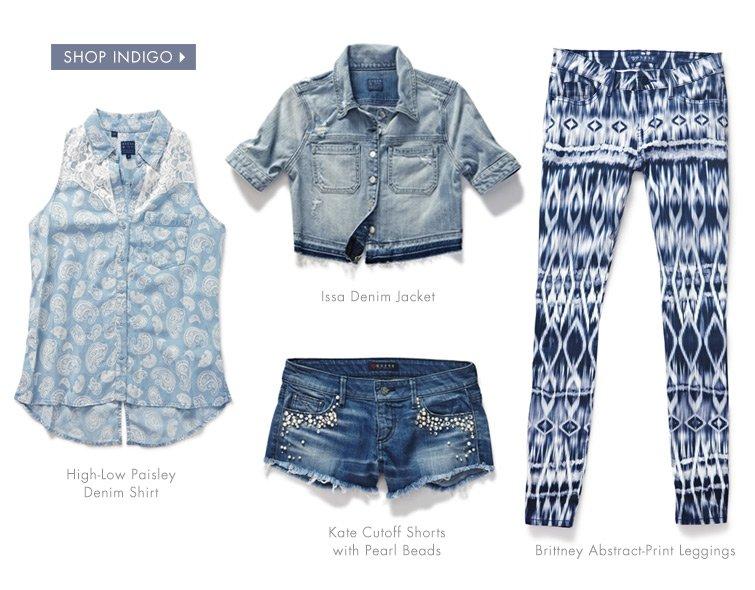 Shop Indigo for Women