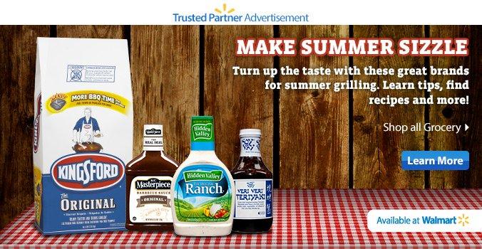 Make Summer Sizzle
