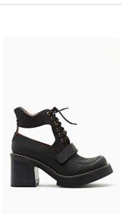 Exeter Cutout Boot