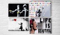Banksy Street Art - Visit Event