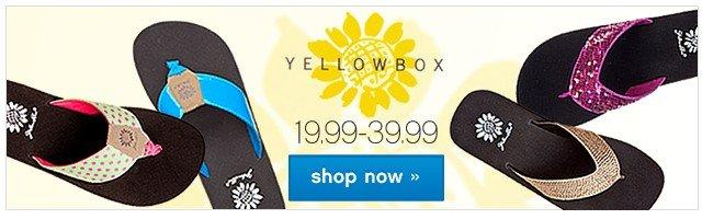 Yellowbox 19.99 - 39.99 shop now