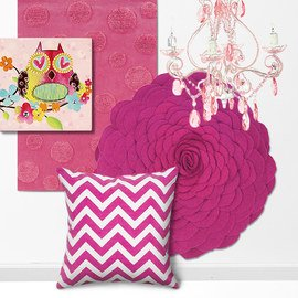 National Pink Day: Home Décor