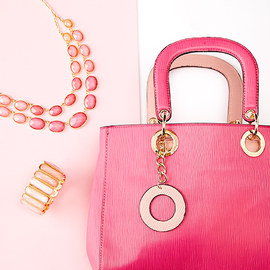 National Pink Day: Women's Accents