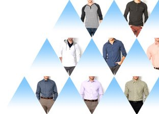 Weekend Blowout: Apparel for Him
