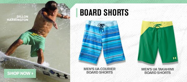 BOARD SHORTS - SHOP NOW