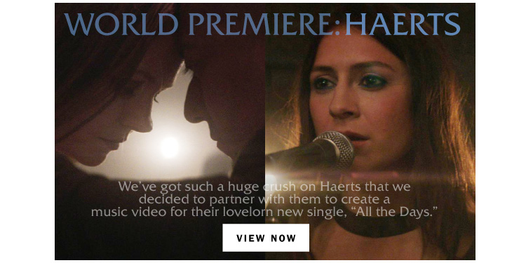 World Premiere: Haerts